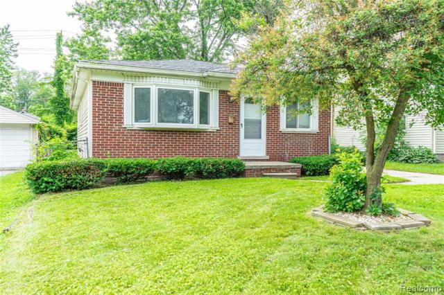 5637 Merrick Street, Dearborn Heights, MI 48125 (#219061064) :: Team Sanford