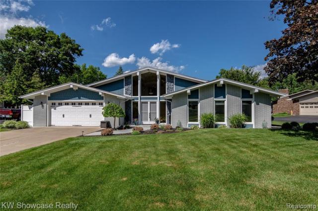 9621 Steephollow Drive, White Lake Twp, MI 48386 (#219061163) :: RE/MAX Classic