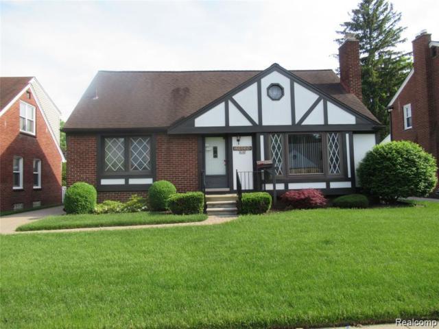 24835 Rockford Street, Dearborn, MI 48124 (#219061276) :: Team Sanford