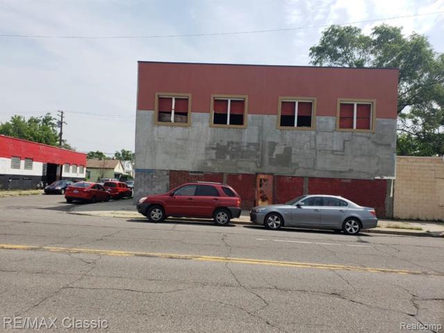 12940 Joseph Campau Street, Detroit, MI 48212 (#219061326) :: KNE Realty 360