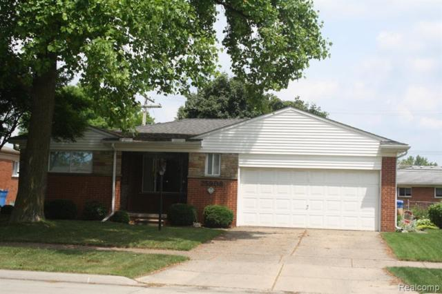 25908 Midway Street, Dearborn Heights, MI 48127 (#219061336) :: Team Sanford