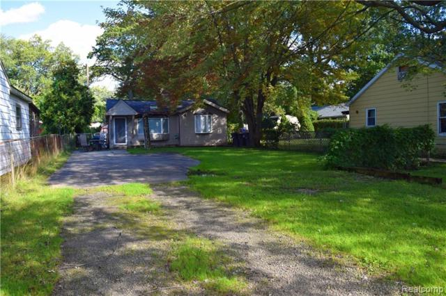 15709 Mcguire Street, Taylor, MI 48180 (MLS #219061441) :: The Toth Team