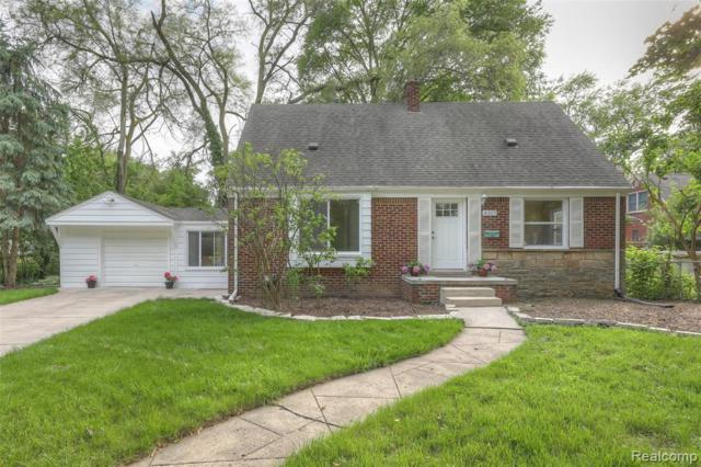 4317 Olivia Avenue, Royal Oak, MI 48073 (#219061578) :: Team Sanford