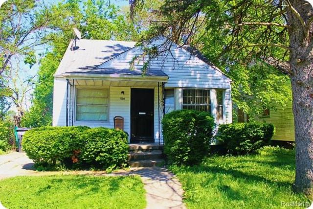 12240 Stout Street, Detroit, MI 48228 (#219061639) :: Team Sanford