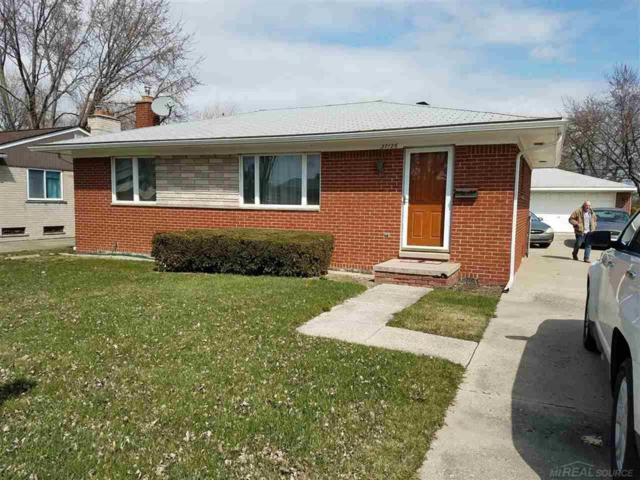 37126 Barrington, Sterling Heights, MI 48312 (#58031384928) :: Team Sanford