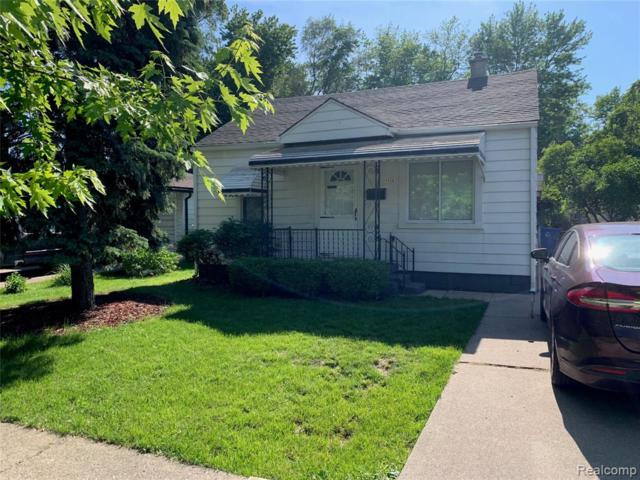 4956 Pelham Street, Dearborn Heights, MI 48125 (#219061709) :: Team Sanford