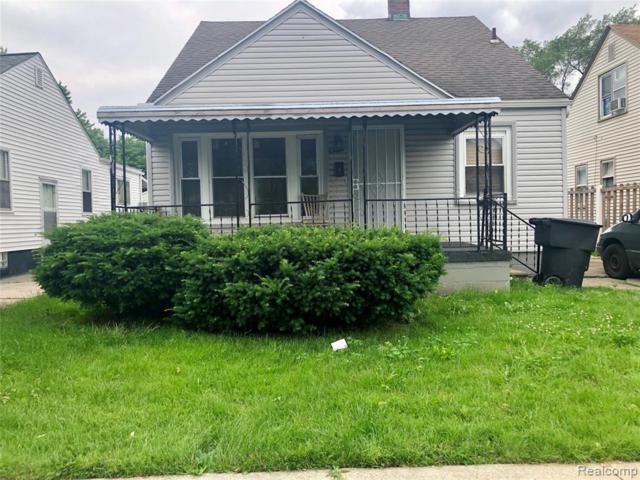6445 Greenview Avenue, Detroit, MI 48228 (#219061710) :: Team Sanford