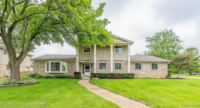 379 Shotwell Crt Court, White Lake Twp, MI 48386 (#219061720) :: Team Sanford