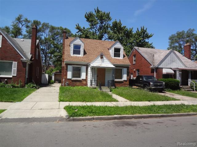 16551 Ardmore Street, Detroit, MI 48235 (#219061736) :: Team Sanford