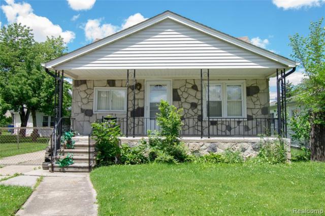 8707 Chapp Avenue, Warren, MI 48089 (#219061831) :: KNE Realty 360