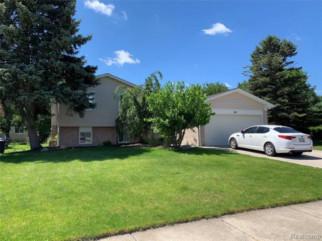 2052 Logan Drive, Sterling Heights, MI 48310 (#219061993) :: The Buckley Jolley Real Estate Team