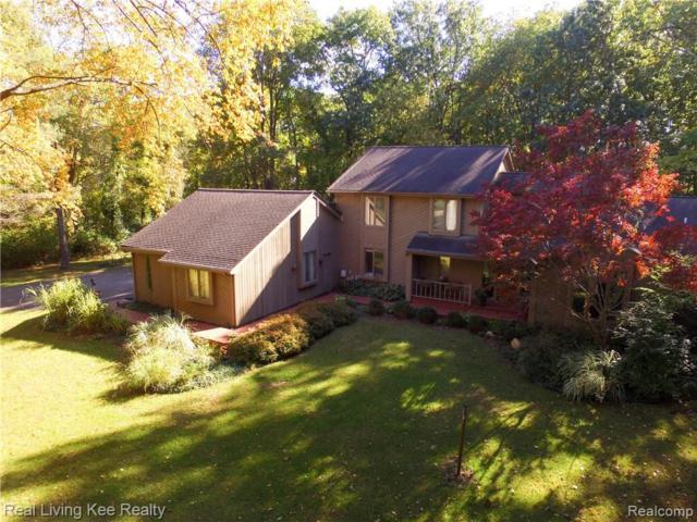 6450 Little Creek Rd, Rochester Hills, MI 48306 (#219062012) :: RE/MAX Nexus