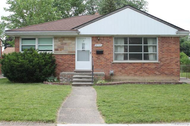 28500 Cleveland Street, Livonia, MI 48150 (#219062016) :: RE/MAX Classic