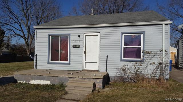 8449 Prospect Avenue, Warren, MI 48089 (#219062080) :: KNE Realty 360