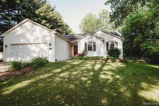 1604 Fish Lake Road, Mayfield Twp, MI 48446 (#219062082) :: The Alex Nugent Team | Real Estate One