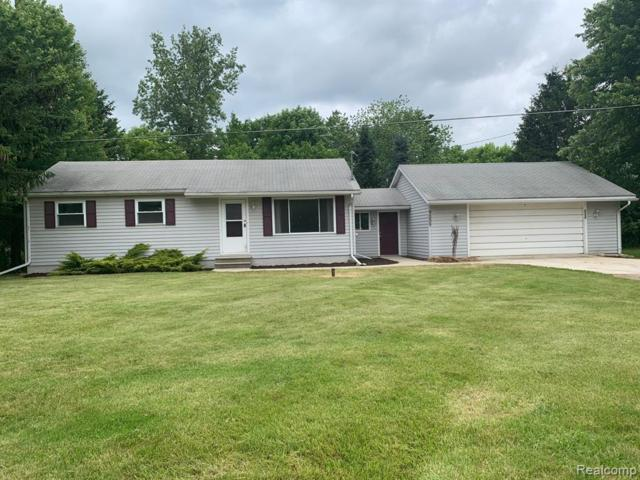 9009 Frances Road, Forest Twp, MI 48463 (MLS #219062096) :: The Toth Team