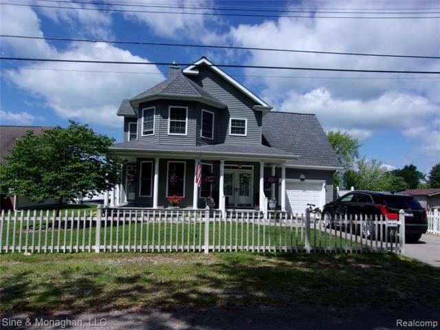 7332 Jochar Road, Clay Twp, MI 48001 (#219062099) :: The Buckley Jolley Real Estate Team