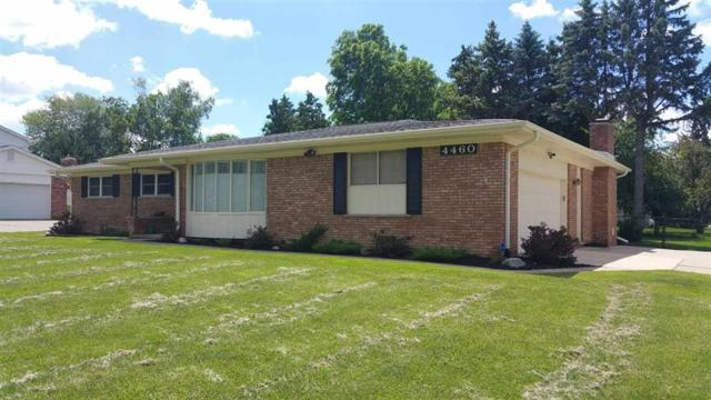 4460 Perry, Grand Blanc Twp, MI 48439 (#5031385119) :: RE/MAX Classic