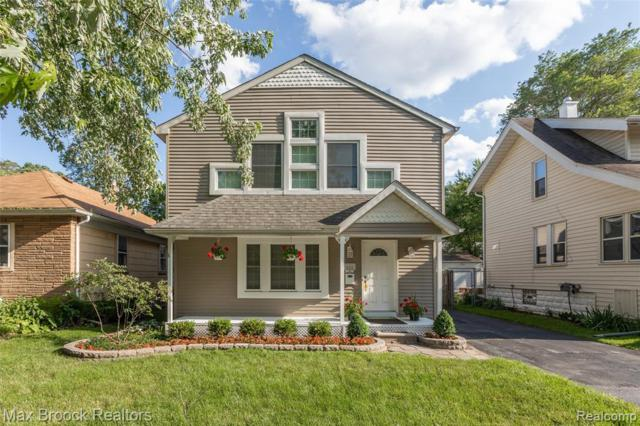 408 Gardenia Avenue, Royal Oak, MI 48067 (#219062410) :: KNE Realty 360