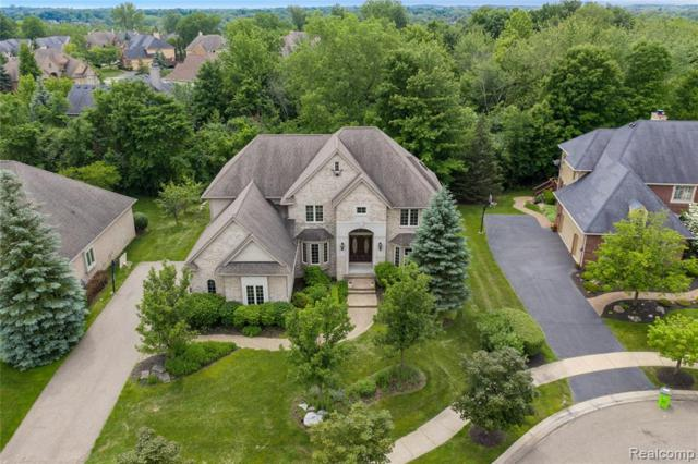 6809 Kennsway Court, West Bloomfield Twp, MI 48322 (#219062619) :: RE/MAX Classic