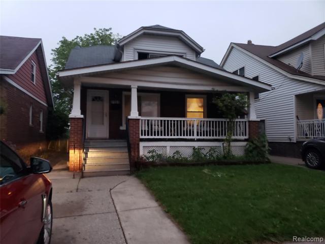 7053 Pinehurst Street, Dearborn, MI 48126 (#219062725) :: RE/MAX Classic