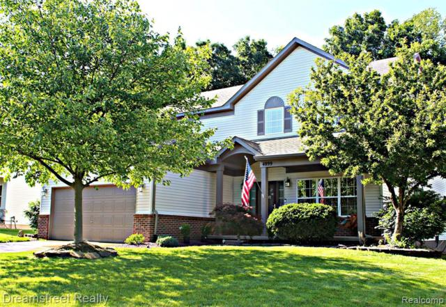 4899 Hickory Pointe Boulevard, Pittsfield Twp, MI 48197 (MLS #219062877) :: The Toth Team