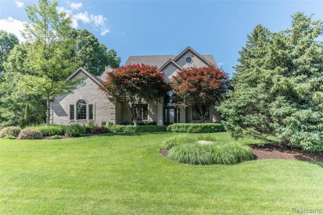 2586 Overbrook, Highland Twp, MI 48357 (MLS #219062922) :: The Toth Team