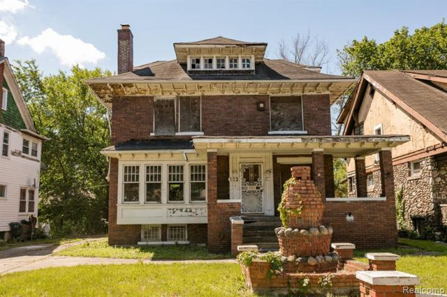 102 Winona Street, Highland Park, MI 48203 (#219063041) :: RE/MAX Classic