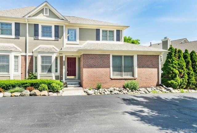 426 Mountainview Drive #6, Northville, MI 48167 (#219063123) :: GK Real Estate Team
