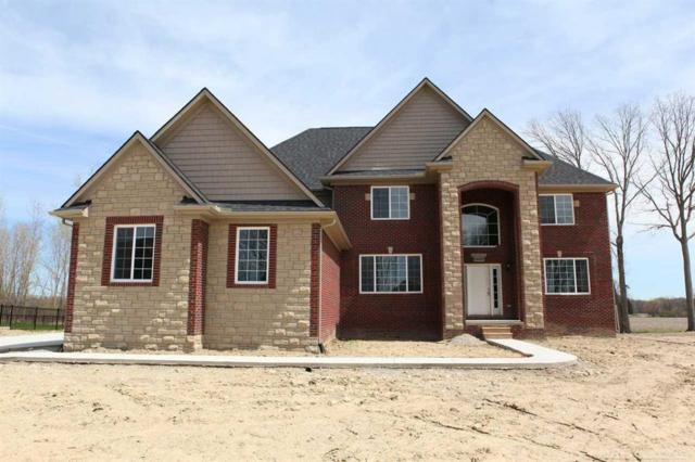 24059 Foxhollow #29, Huron Twp, MI 48164 (MLS #58031385380) :: The Toth Team