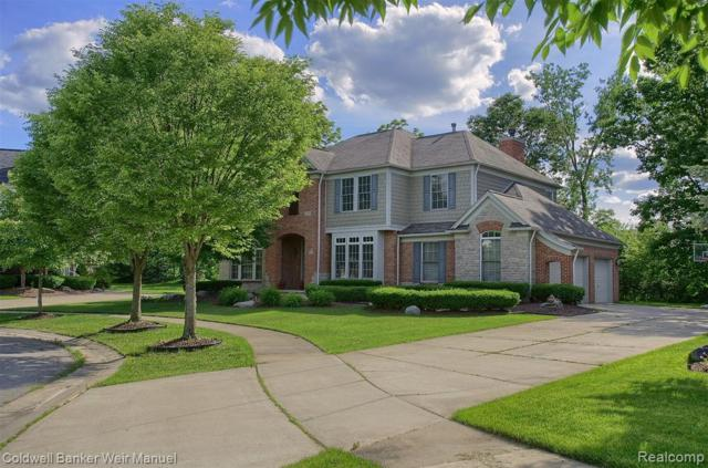 48447 Antique Road, Canton Twp, MI 48187 (#219063158) :: The Mulvihill Group