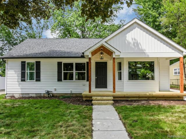 2729 Ellwood Avenue, Berkley, MI 48072 (#219063847) :: RE/MAX Nexus