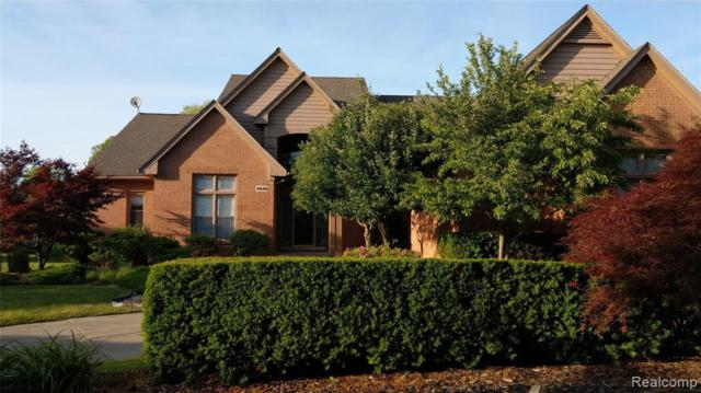 4536 Stoneview, West Bloomfield Twp, MI 48322 (#219063877) :: RE/MAX Classic