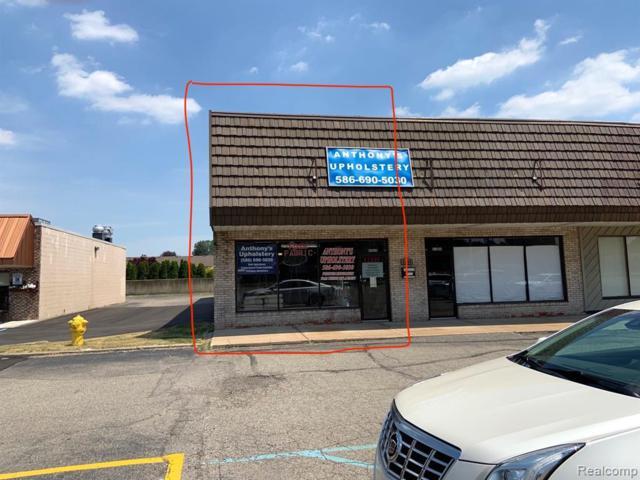 41808 Hayes Road, Clinton Twp, MI 48038 (#219063925) :: Team Sanford