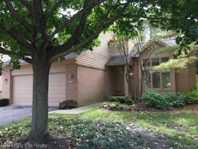 6620 Heron Point, West Bloomfield Twp, MI 48323 (#219064048) :: The Buckley Jolley Real Estate Team
