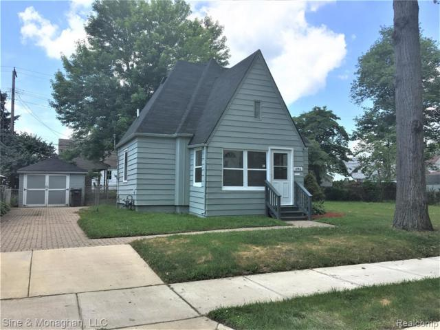 2746 Homeplace Street, Dearborn, MI 48124 (#219064094) :: RE/MAX Classic