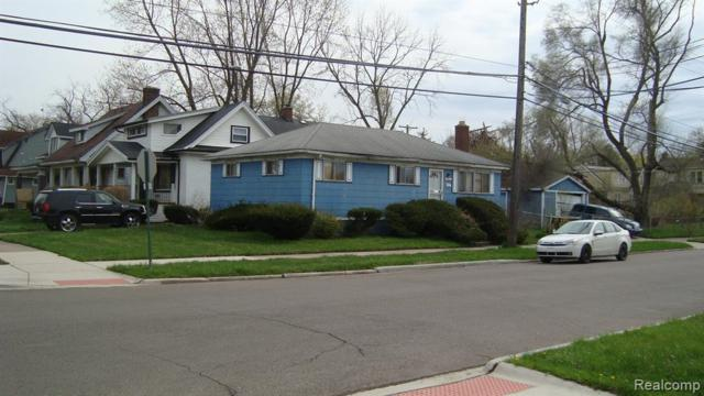 14550 Korte Street, Detroit, MI 48215 (#219064127) :: GK Real Estate Team