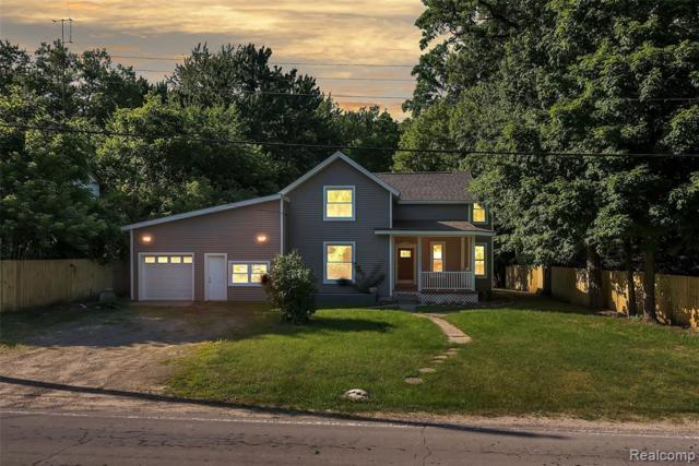 20248 Williamsville Road, Unadilla Twp, MI 48137 (#219064549) :: The Buckley Jolley Real Estate Team