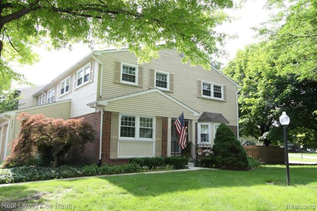 1757 Brentwood Ct R Drive, Troy, MI 48098 (#219064568) :: RE/MAX Classic