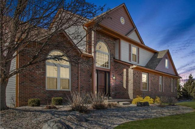 7163 Hickory Creek Drive, Webster Twp, MI 48130 (#543266812) :: The Buckley Jolley Real Estate Team