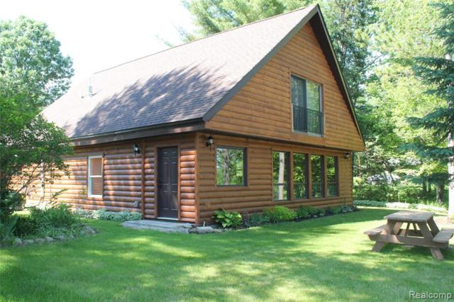 4280 Peters Road, CLEMENT TWP, MI 48610 (#219064776) :: The Buckley Jolley Real Estate Team