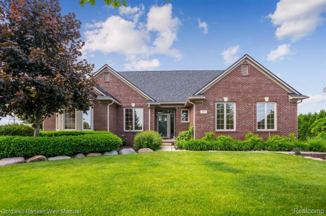 371 W Canford Park W, Canton Twp, MI 48187 (#219064788) :: RE/MAX Classic