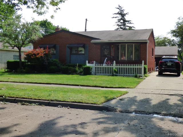 1194 Elliott Avenue, Madison Heights, MI 48071 (MLS #219064831) :: The Toth Team