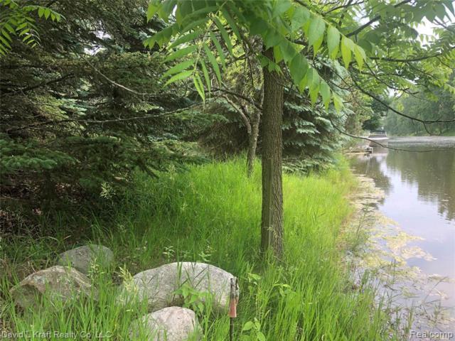 232 Running Deer Trail, Caseville Twp, MI 48755 (MLS #219064850) :: The Toth Team