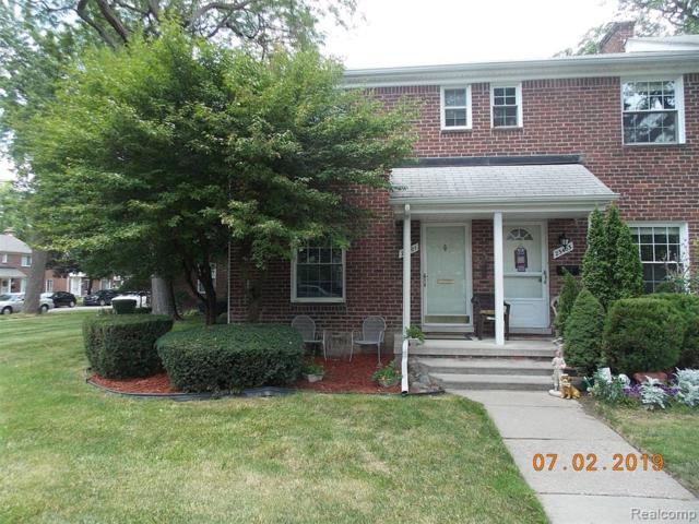 23401 Edsel Ford Court, Saint Clair Shores, MI 48080 (#219065213) :: The Buckley Jolley Real Estate Team