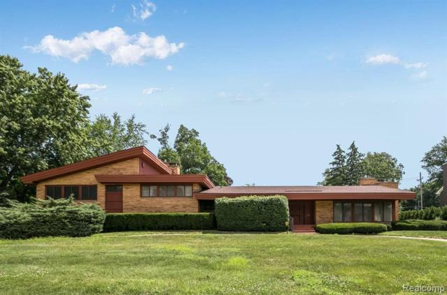 1060 Ardmoor Drive, Bloomfield Twp, MI 48301 (#219065299) :: The Alex Nugent Team | Real Estate One