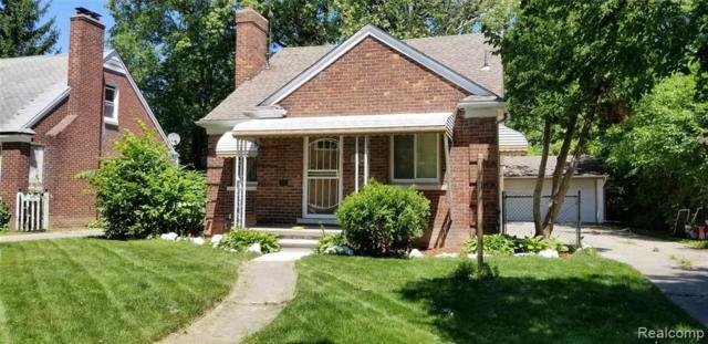 5794 Woodhall Street, Detroit, MI 48224 (MLS #219065385) :: The Toth Team