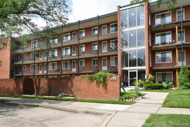 2820 Woodslee Drive #209, Royal Oak, MI 48073 (#219065552) :: The Buckley Jolley Real Estate Team