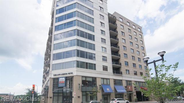 111 N Ashley, Unit 303 Street, Ann Arbor, MI 48104 (#219065554) :: The Buckley Jolley Real Estate Team