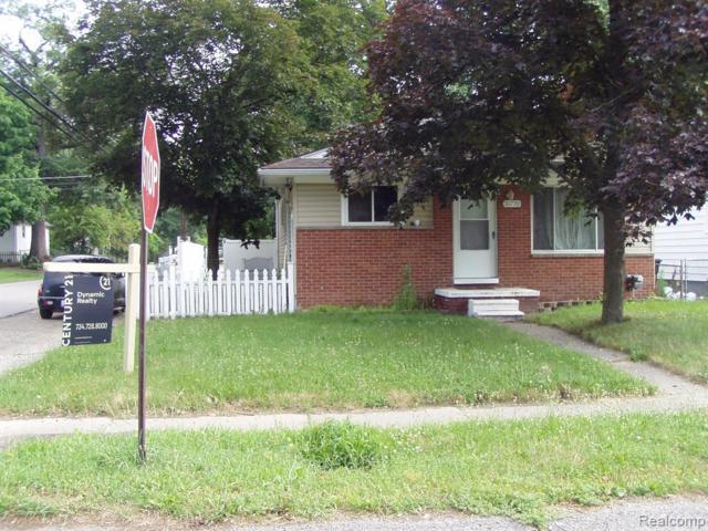 35770 Manila Avenue, Westland, MI 48186 (#219065687) :: The Buckley Jolley Real Estate Team
